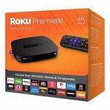 NEW! Roku Premiere 4K Ultra HD Streaming Media Player  (2016 Model)