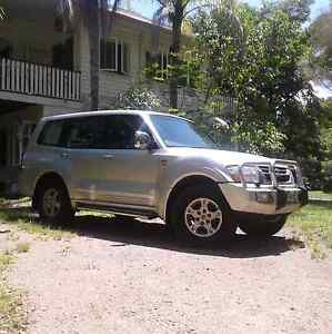 Pajero Exeed NM Series great family car White Rock Cairns City Preview