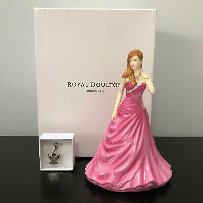 Royal Doulton Charms Angel Charm Lady 6.75