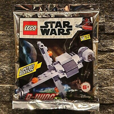 LEGO STAR WARS * LIMITED EDITION * B  - WING ( Brand New Sealed )