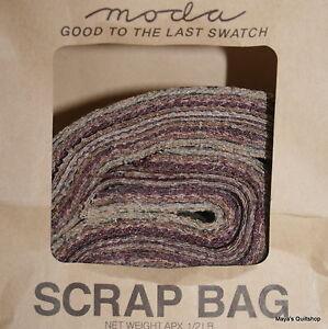 Moda Scrap Bag Gooseberry Lane by Kansas Troubles Quilters for Moda 100% cotton
