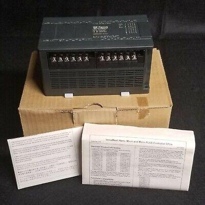 Ge Fanuc Ic200udd110-cj Versamax Micro Controller 28 Point Dcdcdc 1002