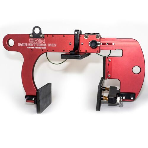 EMR Industries Wheelless Repelling Firefighters Clamp Rig Rescue