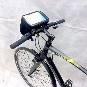 Fahrrad Tasche Lenkertasche Kartenfach Rahmentasche Werkzeugtasche wasserdicht