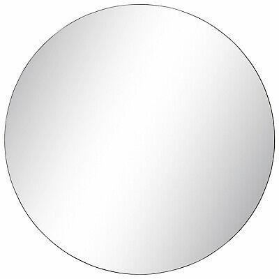 Schlafzimmer Spiegel (Spiegel Panama Rund Ø75cm Ganzflächig Garderobe Flur Wohnzimmer DISCOUNT )
