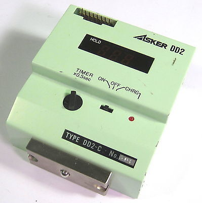 Asker Dd2-c Digital Series Durometer