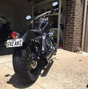 Harley Davidson Dyna Wide Glide North Plympton West Torrens Area Preview
