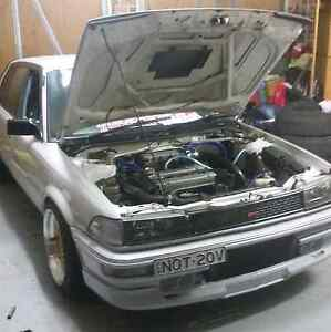 E.O.i  ae93 with gen 3 4agze converted to turbo . Wattle Grove Liverpool Area Preview