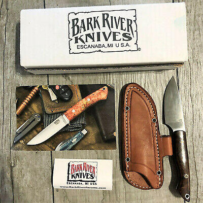 Bark River Bushman Utility Skinner in Pre-owned Mint Condition Special Edition