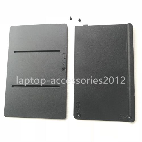 New For Hp 8730p 8730w Hard Drive Hdd Cover & Memory Cover Door