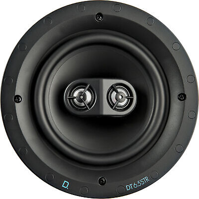 DT Series DT6.5STR Single Stereo & Surround In-Ceiling Speak