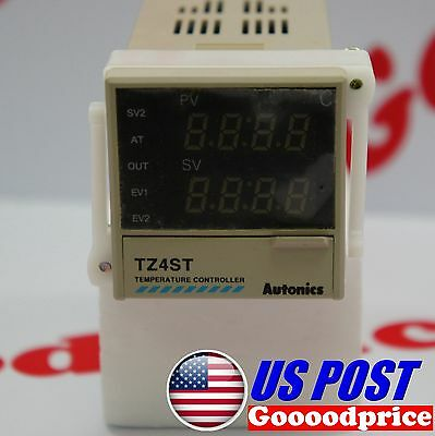 Autonics Temperature Controller Tz4st-14s 100-240ac Din48 Nib Fast Shipping