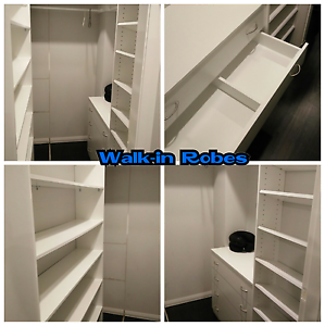 Wardrobe Alterations Modifications and New built-in walk-in