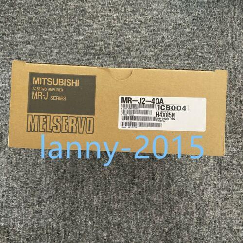 1pc Brand New In Box Mitsubishi Servo Drive Mr-j2-40a