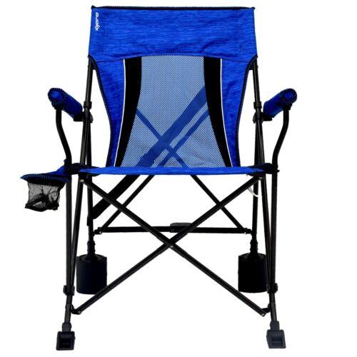 Kijaro Maldives Blue Portable Rok-it Camping Chair NEW FREESHIP