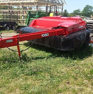 Looking for 10 ft mower conditioner