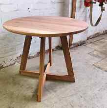 Recycled hardwood round table Brunswick Moreland Area Preview