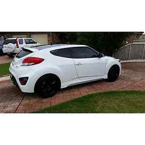 Veloster SR Turbo 2014 Hinchinbrook Liverpool Area Preview