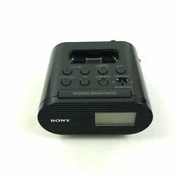 Sony ICF-C05IP 30 Pin iPhone iPod Clock Radio Alarm Speaker Dock MP3 ?  7.N1