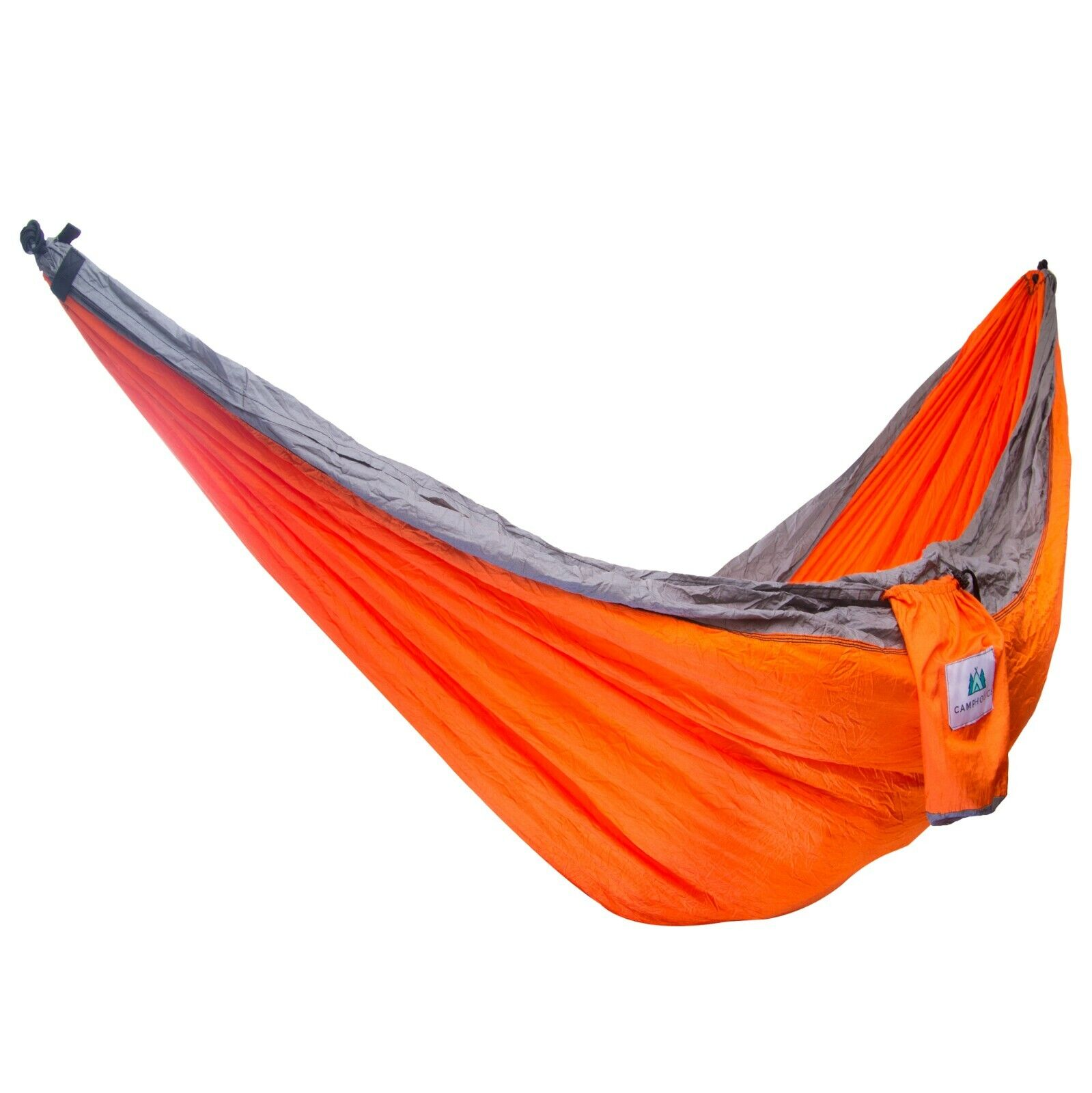 Large Double Camping Hammock with Tree Straps Carabiner Dura