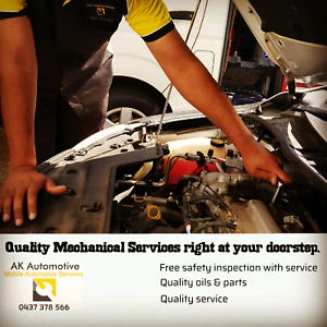 Quality & Affordable Mobile Mechanical Services | Mechanics