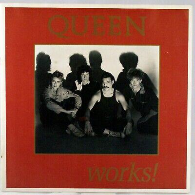 Queen Vintage Original Programme Works European Tour 1984