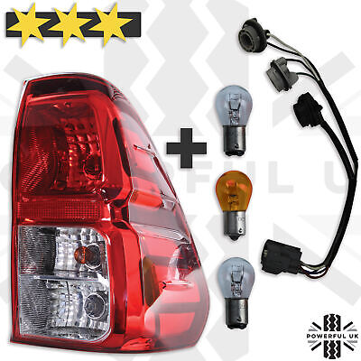 Rear lamp RIGHT for Toyota Hilux pickup invincible double single cab 2016 EU LHD