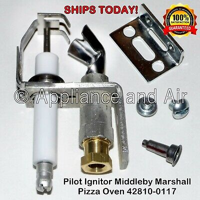 Pilot Ignitor Middleby Marshall Pizza Oven 42810-0117 27363-0002 - Ships Today