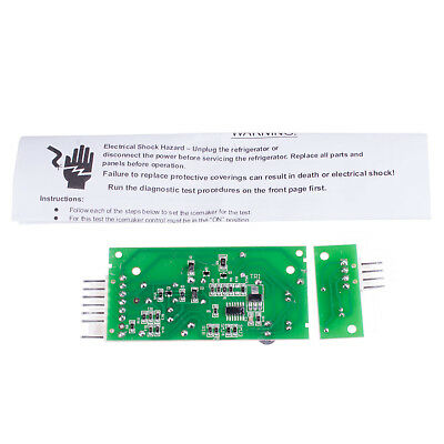 Refrigerator Ice Level Control Board for Whirlpool 4389102 W10757851 (Ice Level)