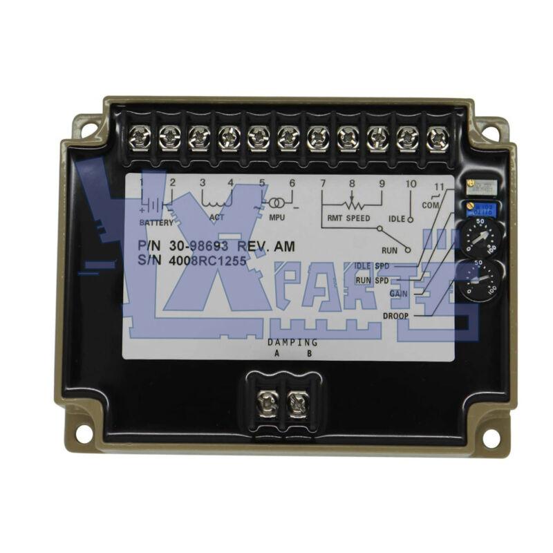 Speed Controller Control Governor 3098693 Generator Parts for Cummins KTA19