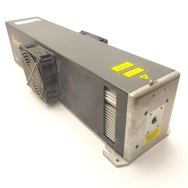 Synrad FSV40KFC V40 CO2 LASER Head 40W 10.6µm ø2.5mm Beam DB15 30VDC *No CO2*