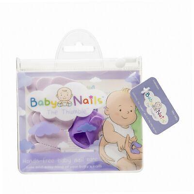 Baby Nails - Nagelpflege für Babys I Handfreies Babypflege-Set