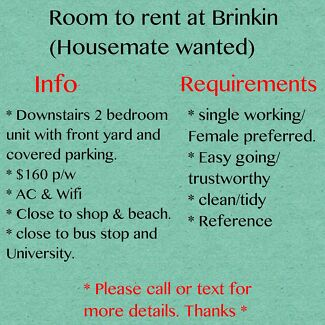 House mate wanted! Room to rent!!