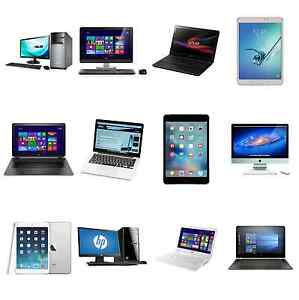 FREE Collection of Unwanted Laptops, PC's, Macs, Tabs & iPads Adamstown Newcastle Area Preview