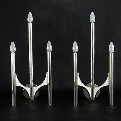 "Candlesticks Candle Holder Metal Round 12 x 15,8 x 5,5cm Black Metal /""Blaker/"""