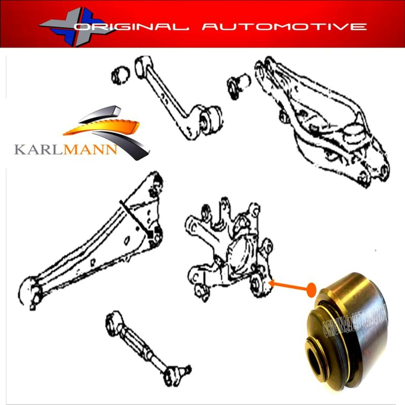 FOR LEXUS CT200H 2010> REAR SUSPENSION HUB KNUCKLE LOWER ROSE TYPE BUSH