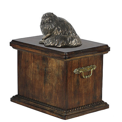 Persian cat Memorial Cremation urn  for Cat's ashes,  Cat cremation urn UK (64)