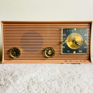 1950s / RETRO PHILCO RADIO
