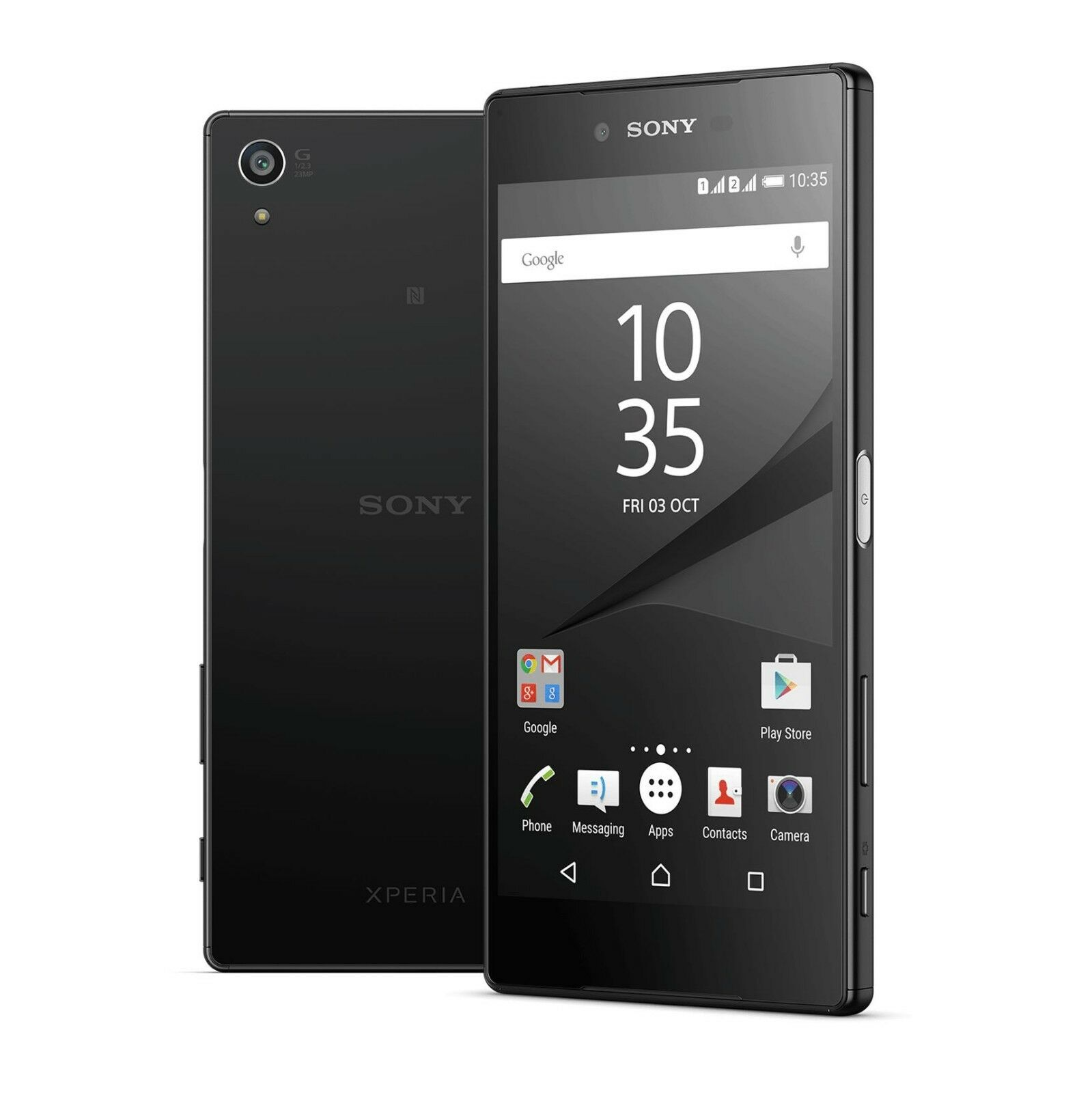 Sony Xperia Z5 - 32GB - Graphite Black (Unlocked) Smartphone