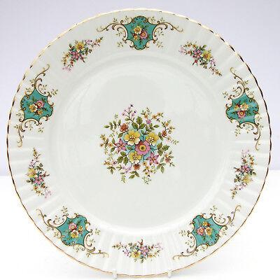 Vintage Royal Stafford True Love Bone China Floral Dinner Plate