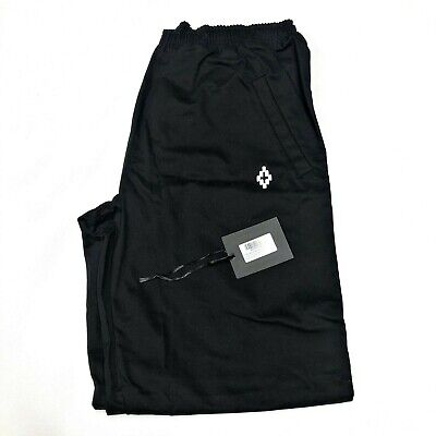 Marcelo Burlon County of Milan Black Cargo Pants New with Tags!!