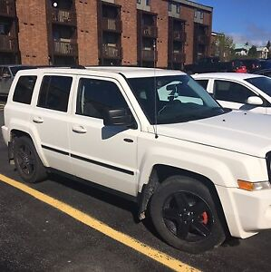 Jeep Patriot in excellent condition