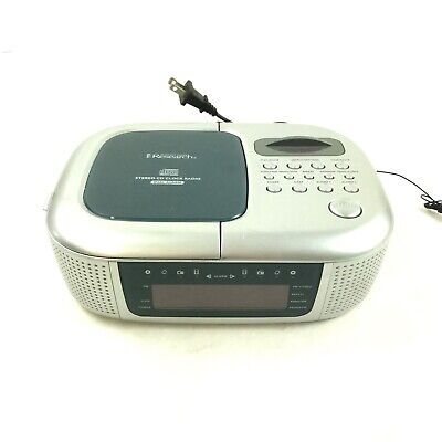 Emerson iC2196 iPod Dock Alarm Clock Radio ✅ 2.C5