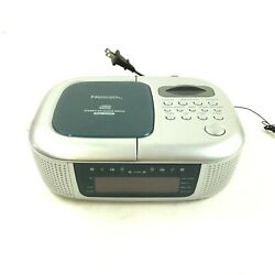 Emerson iC2196 iPod Dock Alarm Clock Radio ✅ 2.C5