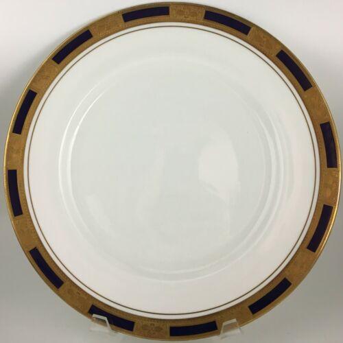 Aynsley Empress Cobalt Dinner plate