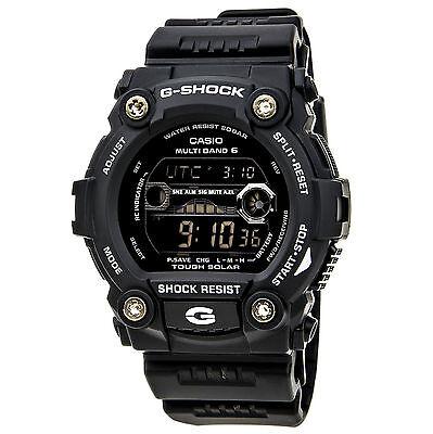 Casio Men's G-Shock G-Rescue GW7900B-1 Solar Atomic Watch GW7900B-1  for sale  USA