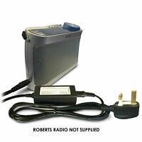 Pu23 / Pu32 / Pu45 6v 6 Volt Dc Mains Power Supply Adapter For Roberts Radio - roberts - ebay.co.uk