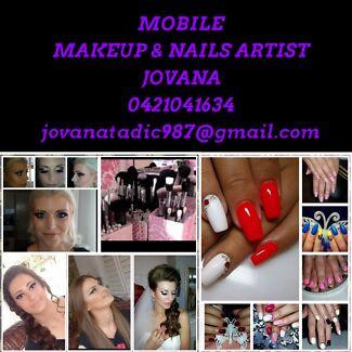 Mobile Makeup And Nail Artist Beeliar Cockburn Area Preview
