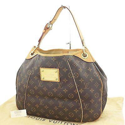 Authentic LOUIS VUITTON Galliera PM Monogram Tote Shoulder Bag Purse #21453