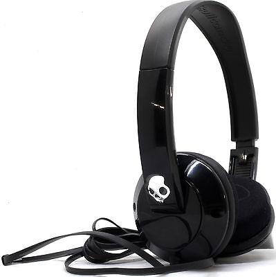 New Oem Original Skullcandy Uprock  Headphones W  Mic Supreme Sound Black Camo